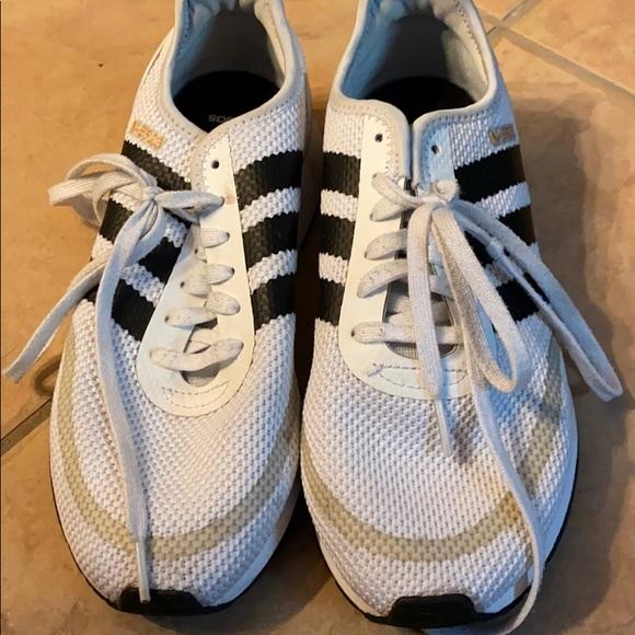 adidas Shoes | Adidas 3 Stripe Old